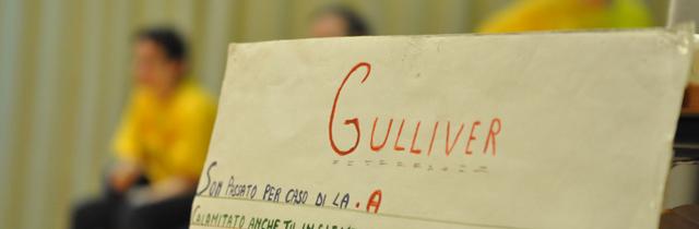 Scritta Gulliver